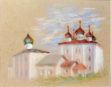 Рисунок Крюковой С.В.
