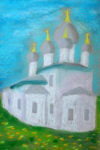 Рисунок Соколовой Маши