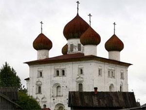 Церковь Благовещения (1692-1729)
