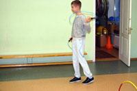 >Веселые соревнования «Спортивный магазин» (частная школа «ЛАД», Москва)