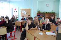 Интеллектуальная игра «Танковый биатлон» (частная школа «ЛАД», Москва)