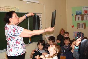 Занятие «Современные методы диагностики» (частная школа «ЛАД», Москва)